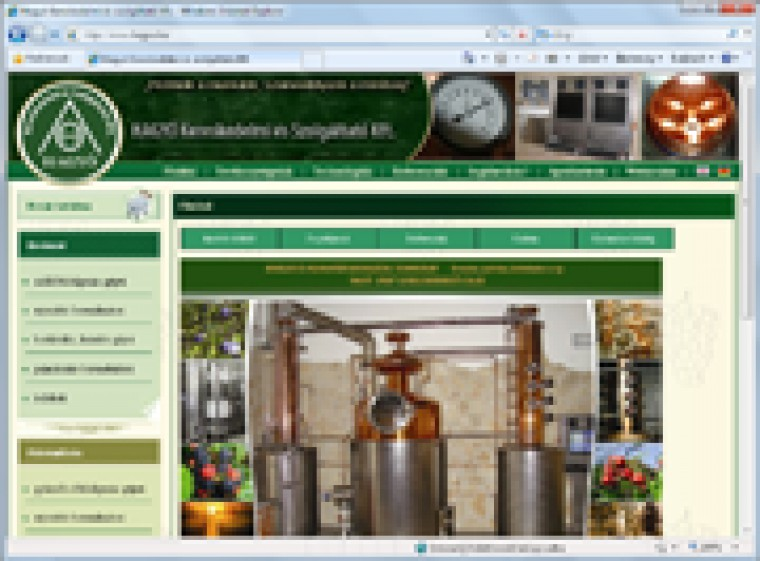 HAGYÓ borászati webáruház