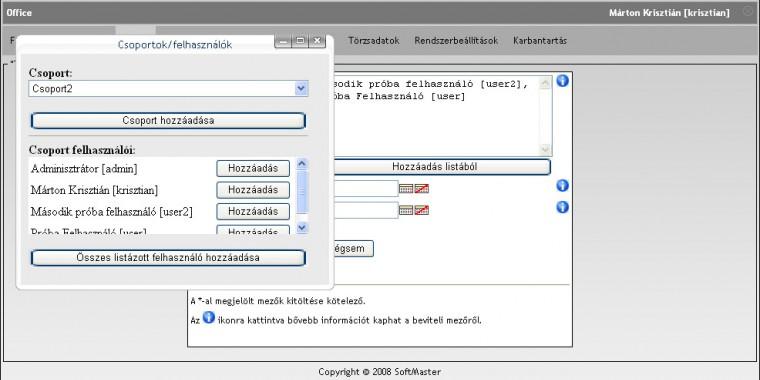 Borsod-Abaúj-Zemplén megyei közgyűlés intranetes kommunikációs rendszere